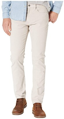 J.Crew 484 Slim-Fit Pant in Corduroy (Dove Stretch Corduroy) Men's Casual Pants