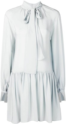 Stella McCartney tie neck dress