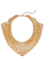 New York & Co. Chain Bib Necklace