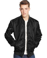American Rag Men's Nylon Bomber Jacket