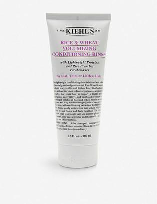 Kiehl's Rice and Wheat volumising conditioner 200ml