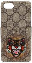 Gucci Angry Cat Patch Iphone 7 Case