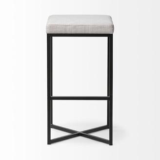 "Latitude Run Bower Bar & Counter Stool Seat Height: Bar Stool (30.3"" Seat Height)"