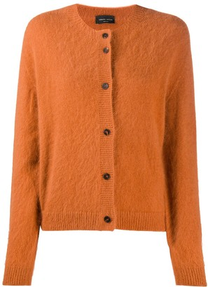 Roberto Collina Knitted Button-Up Cardigan