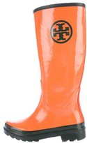 Tory Burch Rubber Rain Boots