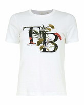 Ted Baker Aymelia Highland Logo Cotton T-Shirt