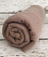 Tan Sweater Knit Wrap
