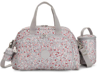 Kipling Camama Printed Diaper Bag