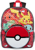 LICENSED PROPERTIES Pokemon Backpack with Lunch Box