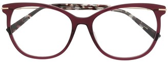 Max Mara Cat-Eye Frame Glasses
