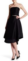 Gracia Strapless Top and Circle Skirt - 2-Piece Set