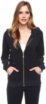 Juicy Couture J Bling Relaxed Terry Jacket