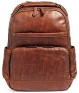 Frye Men's 'Logan' Leather Backpack - Brown