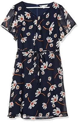 Yumi Daisy Print Skater Dress