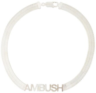 Ambush Logo Necklace