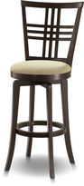JCPenney Hillsdale House Tribune Swivel Barstool with Back