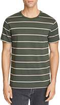 A.p.c. Jimmy Striped Tee