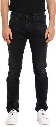 Diesel Men's Thommer Slim Stretch-Denim Jeans