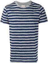 Bellerose striped T-shirt - men - Cotton - XXL