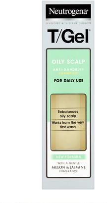 Neutrogena T/Gel Shampoo For Oily Scalp 250Ml