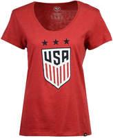'47 Women's Usa National Team Crest Club T-Shirt