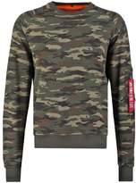Alpha Industries X Fit Sweatshirt Camo
