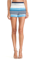 Marc by Marc Jacobs Paradise Stripe Jersey Shorts