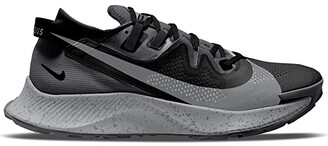 Nike Pegasus Trail 2 (Black/Spruce Aura/Dark Smoke Grey) Men's Running Shoes