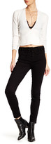 Genetic Los Angeles Cindy Lace-Up Skinny Jean