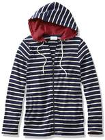 L.L. Bean French Sailor's Hoodie, Long-Sleeve