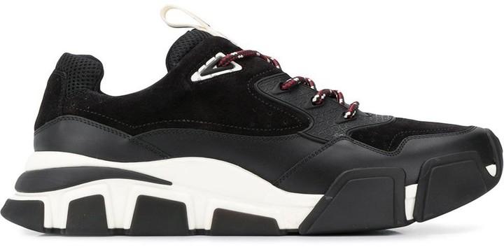 Salvatore Ferragamo chunky sole sneakers