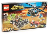 Lego Dc Comics(TM) Super Heroes Batman(TM): Scarecrow(TM) Harvest Of Fear - 76054