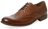 John Varvatos Star S Commute Wingtip Derby Shoe