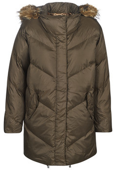 Ikks BP45005-59 women's Jacket in Green