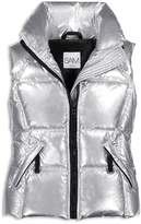 SAM. Girls' Metallic Freedom Down Vest