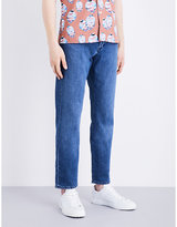 Gieves & Hawkes Regular-fit Tapered Jeans