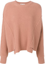 Stella McCartney ribbed jumper - women - Virgin Wool - 44