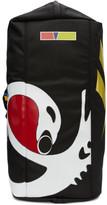 Pyer Moss Reebok by Black Collection 3 Logo Duffle Bag