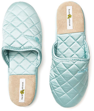 Kumi Kookoon Quilted Slippers Small