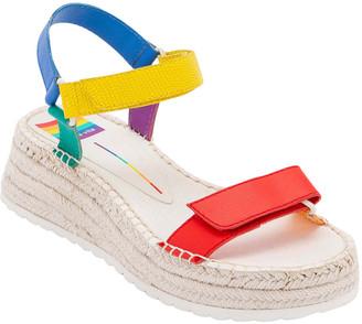 Dolce Vita Myra Pride Leather Sandal