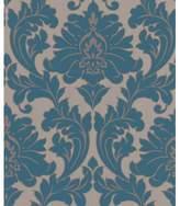 Graham & Brown Majestic Wallpaper - Teal