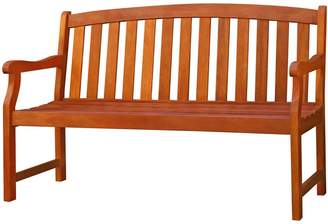 Vifah Malibu Patio Garden Bench