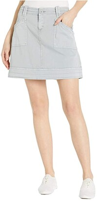 Aventura Clothing Arden V2 Skort (Quarry) Women's Skort