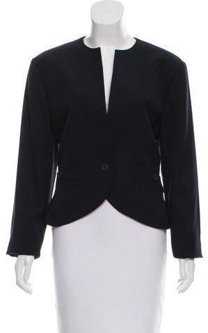 Christian Dior Structured Wool Blazer