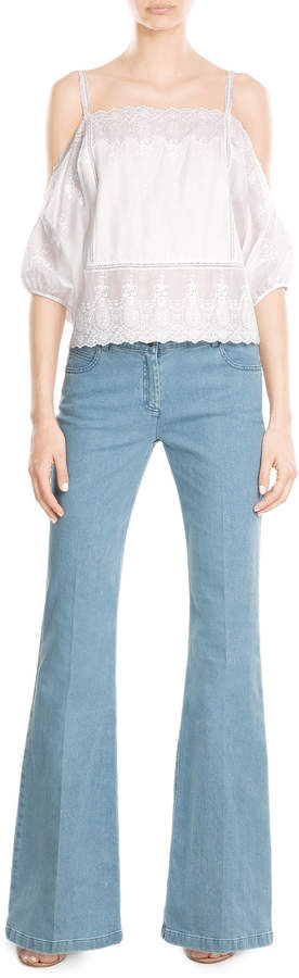 Michael Kors Flared Jeans