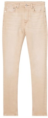 Burberry Logo-Patch Skinny Jeans