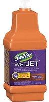 Procter & Gamble Swiffer Wetjet Wood Solution Wood 1.25 L/1.32 US QT/PTE E.-U/42.2 FL OZ, Blossom Breeze Scent
