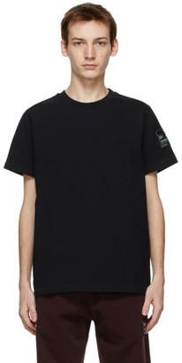 Helmut Lang Black Patch T-Shirt