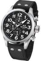 TW Steel Mens Volante Chronograph 45mm Watch VS3