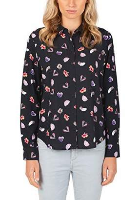 Timezone Women's Printed Viscose Blouse,Xx-Large